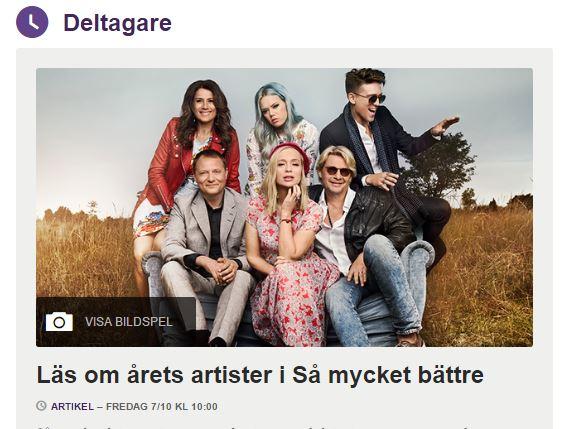 Bild TV4s hemsida